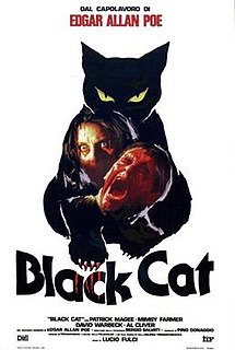 <i>The Black Cat</i> (1981 film) 1981 film by Lucio Fulci
