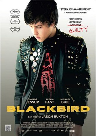Blackbird (2012 film) - Image: Blackbird (2012 film) POSTER