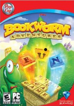 Bookworm Adventures Cover