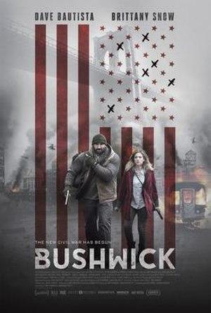 Bushwick (film) - Image: Bushwick poster