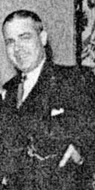 "Everett M. ""Busy"" Arnold - ""Busy"" Arnold, circa 1940s"