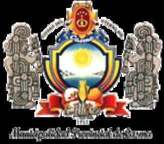 Casma Province - Image: COA Casma Province in Ancash Region