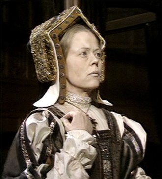 The Six Wives of Henry VIII (1970 TV series) - Annette Crosbie as Catherine of Aragon