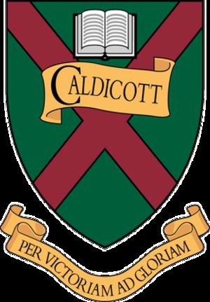 Caldicott School - Image: Caldicott School Crest 2016