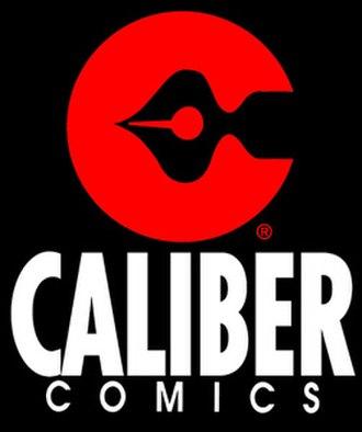 Caliber Comics - Image: Caliber Logo