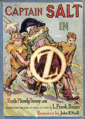Captain Salt in Oz - First edition