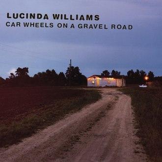 Car Wheels on a Gravel Road - Image: Car Wheelson a Gravel Road