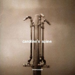 Monsoon (Caroline's Spine album) - Image: Caroline's Spine Monsoon