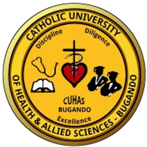 Catholic University of Health and Allied Sciences - Image: Catholic University of Health and Allied Sciences Logo