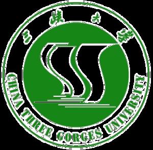 China Three Gorges University - Image: China Three Gorges University logo