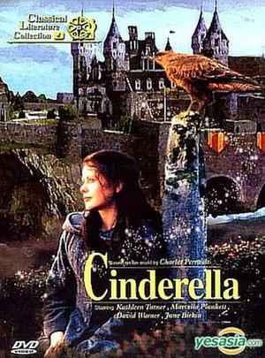 Cinderella (2000 film) - Image: Cinderella (2000 TV film)
