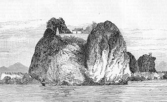 Capture of Nam Định (1883) - The citadel of Ninh Bình