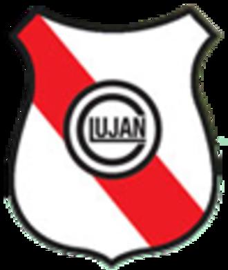 Club Luján - Image: Club lujan crest new