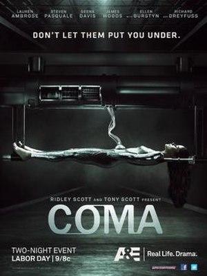 Coma (U.S. miniseries) - Image: Coma (2012 miniseries)