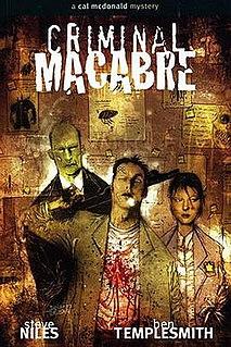 <i>Criminal Macabre: A Cal McDonald Mystery</i>