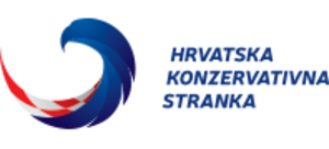 Croatian Conservative Party - Image: Croatian Conservative Party logo