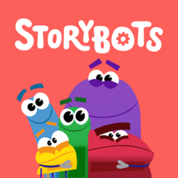 Current logo of educational entertainment brand StoryBots.png