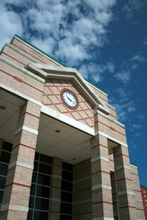 Cypress Springs High School - Image: Cypress Springs Daniel Arizpe