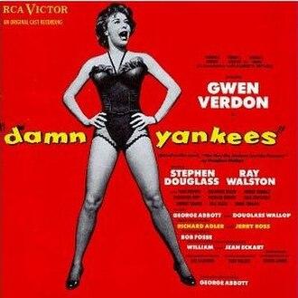 Damn Yankees - 1955 Original Cast Recording