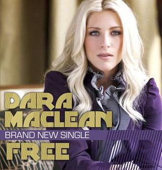 Free (Dara Maclean song) - Image: Dara Maclean Free