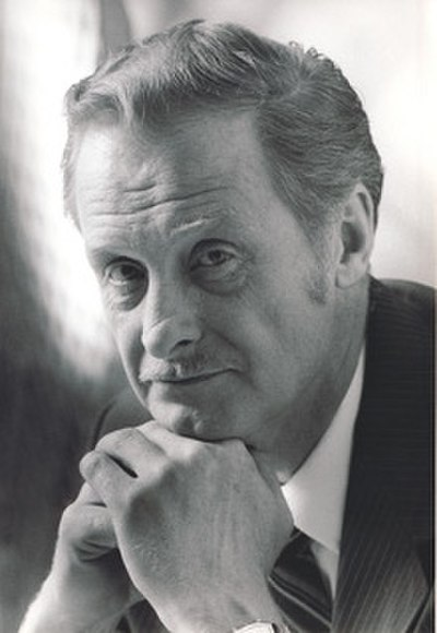 Picture of an author: David Eddings