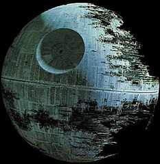 The second Death Star
