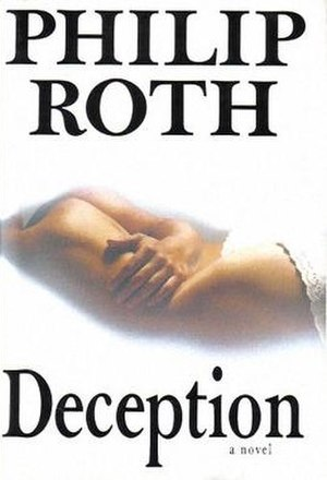 Deception (novel) - First edition cover