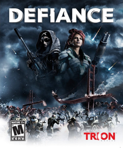 Picture of a game: Defiance
