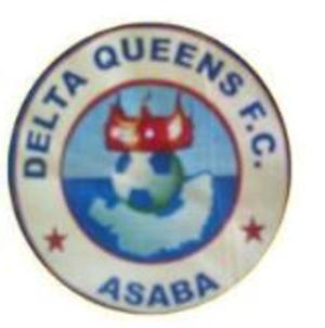Delta Queens F.C. - Image: Delta Queens logo