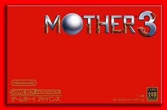Mother 3 - Japanese box art