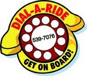 Yuma County Area Transit - Dial-A-Ride logo