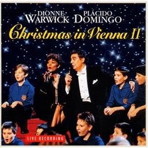 Christmas in Vienna II - Image: Dionne Warwick – Christmas in Vienna II