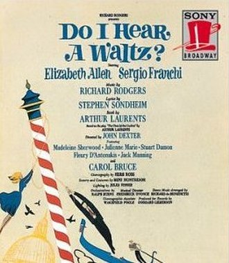 Do I Hear a Waltz? - Original Broadway Cast Album