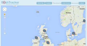 DoshTracker - DoshTracker website screenshot from 2015