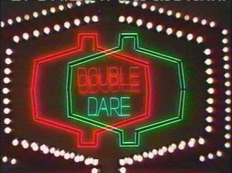 Double Dare (CBS game show) - Image: Doubletitle