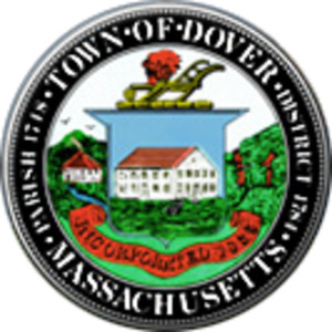 Dover, Massachusetts - Image: Dover MA seal