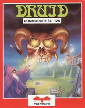 Druid (video game) - Image: Druid Coverart