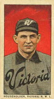 Ed Householder American baseball player