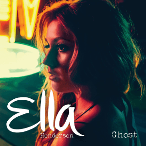 Ghost (Ella Henderson song) - Image: Ella Henderson Ghost (Official Single Cover)