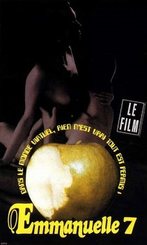 Emmanuelle 7 - Theatrical poster