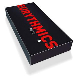 Boxed (Eurythmics) - Image: Eurythmics Boxed