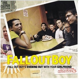 Fall Out Boy's Evening Out with Your Girlfriend - Image: Evening Out with Your Girlfriend Fall Out Boy