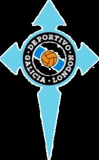 FC Deportivo Galicia Association football club in England