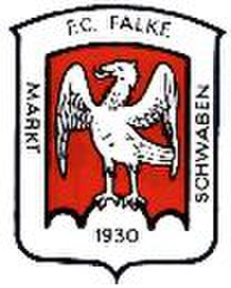 Falke Markt Schwaben - Image: Falke Markt Schwaben logo