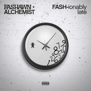 FASH-ionably Late - Image: Fashawn alchemist fashionably late