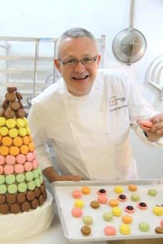 Florian Bellanger - Image: Florian Bellanger Executive Pastry Chef
