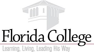 Florida College - Image: Florida College logo