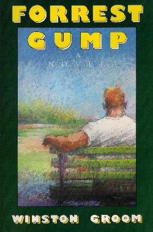 Forrest Gump (novel) - First edition