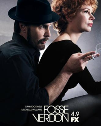Fosse/Verdon - Promotional poster