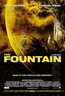 The Fountain (2006) [English] SL DM - Hugh Jackman,  Rachel Weisz,  Ellen Burstyn